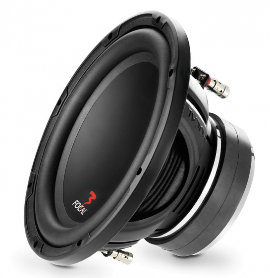 focal sub p25db g o niki 25 cm car audio sklep. Black Bedroom Furniture Sets. Home Design Ideas