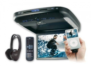 Alpine PKG-2100P DVD