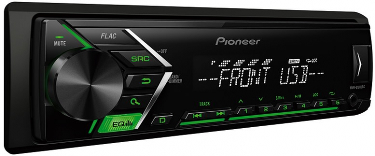 pioneer mvh s100ubg radia archiwum car audio home audio sklep. Black Bedroom Furniture Sets. Home Design Ideas