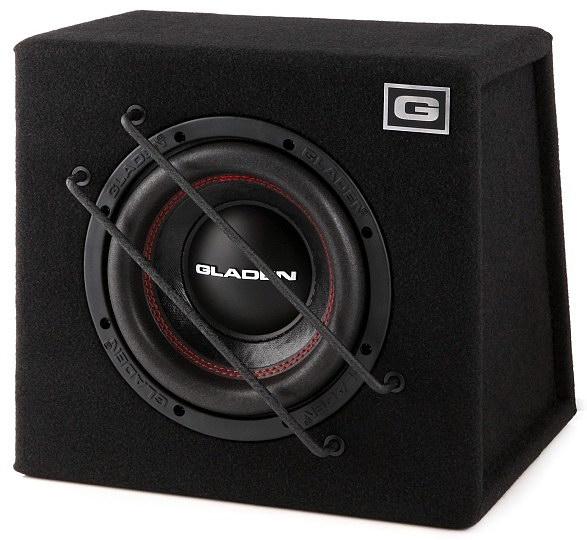 gladen rs x 08 sb subwoofery pasywne car audio sklep. Black Bedroom Furniture Sets. Home Design Ideas
