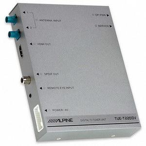 Tunery DAB/DVB-T