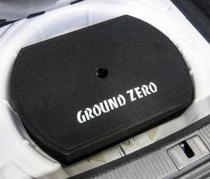 Ground Zero GZCS 10SUB-ACT
