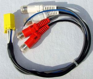 ISO Blaupunkt - 4 kanały