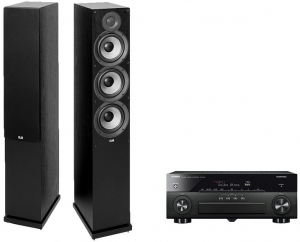 Yamaha RX-A880 + Elac Debut 2.0 F6.2