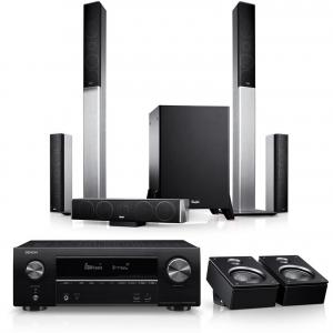 Teufel LT 4 Surround AVR Dolby Atmos Set M