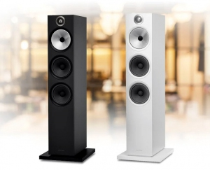 Rotel A14 + Bowers & Wilkins 603