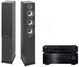 Yamaha A-S701 + NP-S303 + Elac Debut 2.0 F5.2