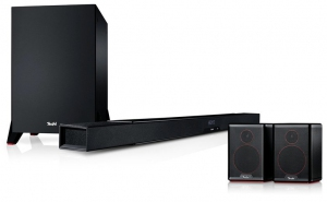 Teufel Cinebar Lux Surround Ambition 5.1-Set