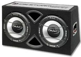 Mac Audio Ice Storm 225 Reflex