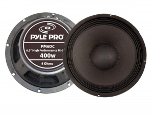 Pyle PM6DC