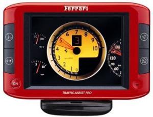 Harman Becker Traffic Assist Ferrari