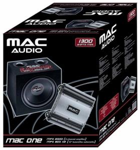 Mac Audio Mac One