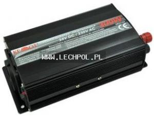 Przetwornica napięcia 24/230V 300W