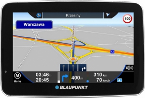 Blaupunkt Travel Pilot 50 EU LMU