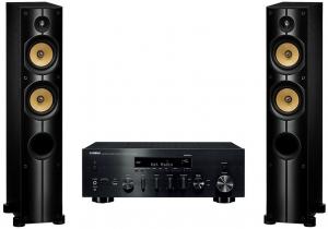 Yamaha R-N803D + PSB X1T