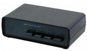 Boss Audio BV-VS - Audio/Video Selector