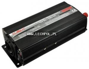 Przetwornica napięcia 12/230V 500W
