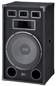 Mac Audio Soundforce 3800