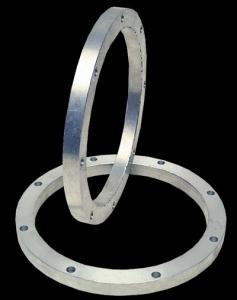 Pierścienie AR 130/15 mm ALU