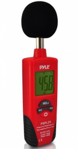 Pyle PSPL25 - Decybelomierz