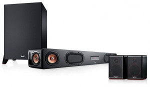 Teufel Cinebar Ultima Surround Power Edition 4.1-Set