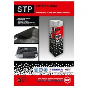 StP BT5 Gold - boczki