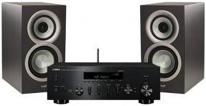 Yamaha R-N602 + Elac Uni-Fi BS U5
