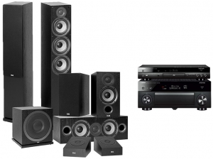 Yamaha RX-A1080 + BD-A1060 + Elac Debut 2.0 F6.2 + A4.2 + B5.2 + C5.2 + SUB3010