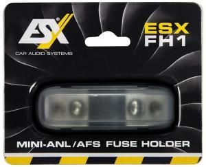 ESX ESXFH1 - oprawa bezpiecznika Mini-ANL