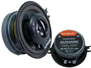 Alphard Car Set 87