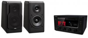 Taga Harmony HTR-1000CD + Koda K-2000B MkII