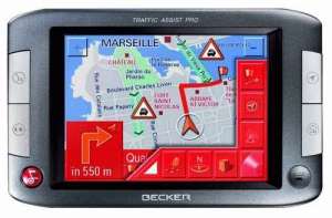 Harman Becker Traffic Assist Pro TMC