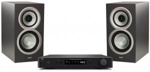 NAD C338 + Elac Uni-Fi BS U5