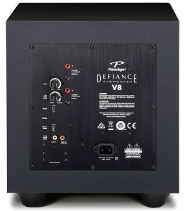 Paradigm Defiance V8