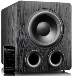 SVS PB-2000 PRO Black Ash