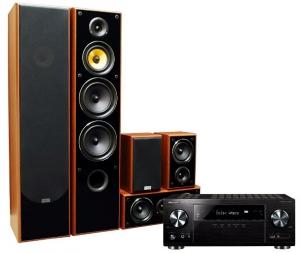 Pioneer VSX-832 + Taga Harmony TAV-606 v.3