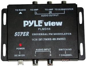Pyle PLMD56 - Modulator FM