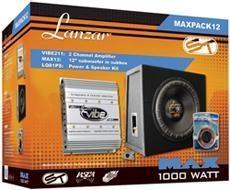 Lanzar MaxPack 12