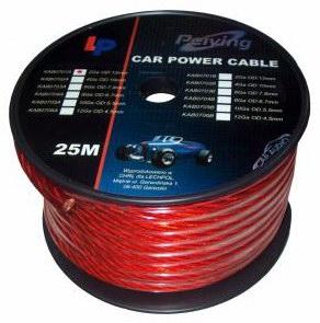 Kabel Zasilający 12,0 mm/2Ga