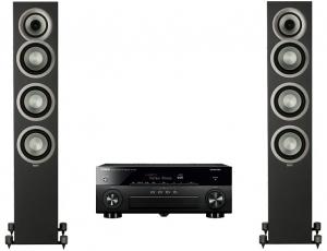Yamaha RX-A880 + Elac Uni-Fi FS U5