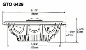 JBL GTO 6429
