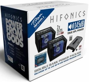 Hifonics TBP2000.1