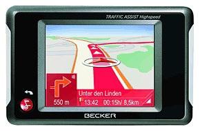 Harman Becker Traffic Assist Highspeed II 7988