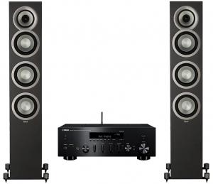 Yamaha R-N602 + Elac Uni-Fi FS U5