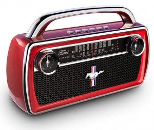 ION MUSTANG Stereo