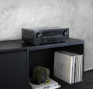 Denon DRA-800H + Teufel Ultima 40