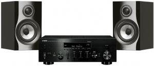 Yamaha R-N803D + B&W 707 S2