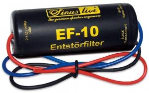 SinusLive EF-10 - Filtr przeciwzakłóceniowy