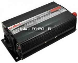 Przetwornica napięcia 12/230V 300W