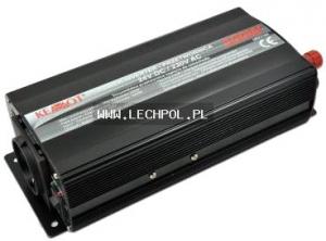 Przetwornica napięcia 24/230V 500W